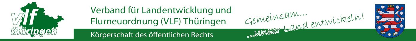 Verband für Landentwicklung und Flurneuordnung (VLF) Thüringen